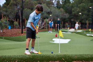 perth mini golf party